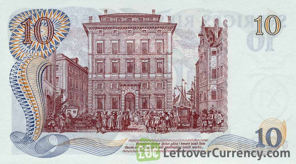 Currency exchange sweden