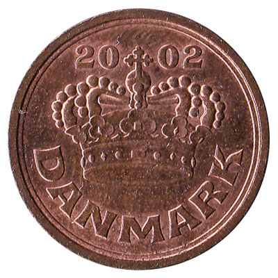50 ore coin Denmark reverse accepted for exchange