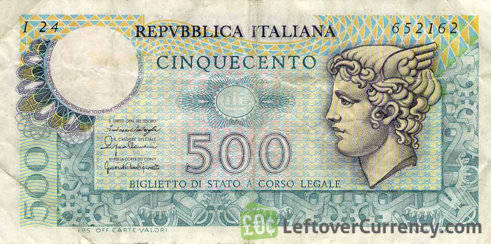 Italian Lira To Dollar Conversion – Currency Exchange Rates