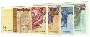 Portuguese Escudos banknotes accepted for exchange