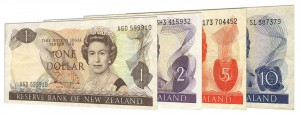 withdrawn New Zealand dollar banknotes accepted for exchange