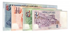 current Singapore Dollar banknotes accepted for exchange