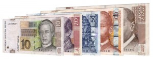 current Croatian Kuna banknotes accepted for exchange