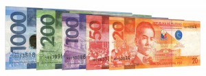 current Philippine Peso banknotes accepted for exchange
