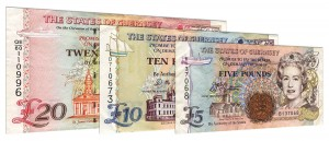 Current Guernsey Pound banknotes accepted for exchange
