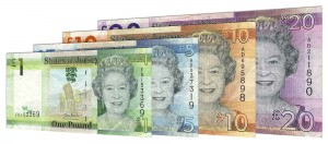 Current Jersey Pound banknotes accepted for exchange