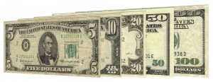 Previous Series US dollar banknotes accepted for exchange