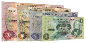 Withdrawn Bank of Scotland banknotes accepted for exchange