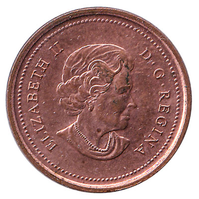 1 Cent coin Canada (penny)