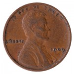 1 Cent coin United States (Wheat penny)