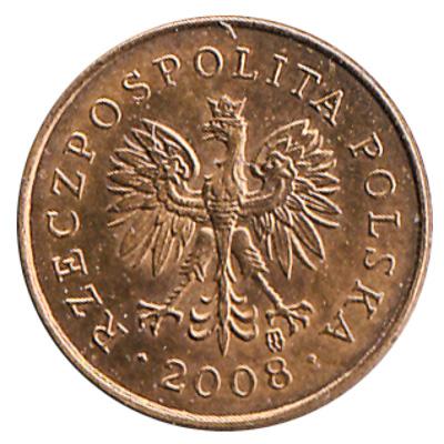 1 Groschen coin Poland