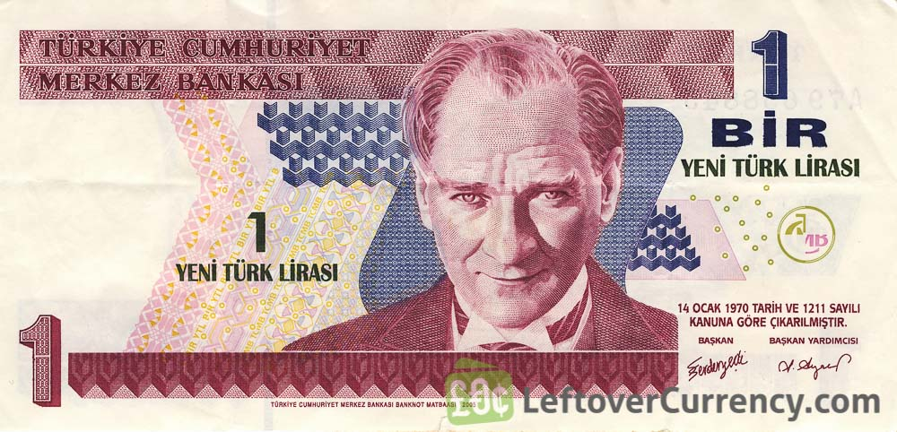 Exchange Turkish Lira In 3 Easy Steps