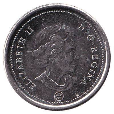 10 Cents coin Canada (dime)