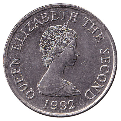 10 Pence coin Jersey