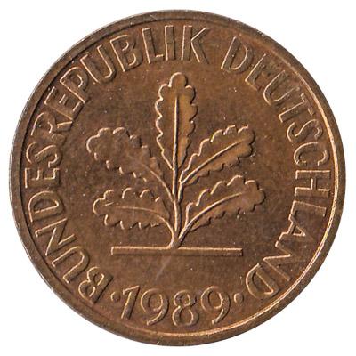 10 Pfennig coin Germany