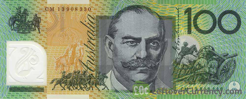 100 Australian Dollars Dame Nellie Melba Exchange Yours Today
