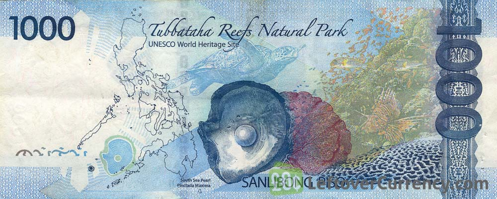 1000 Philippine Peso banknote (2010 series)