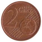 2 cents Euro coin