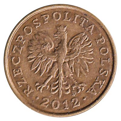 2 Groschen coin Poland