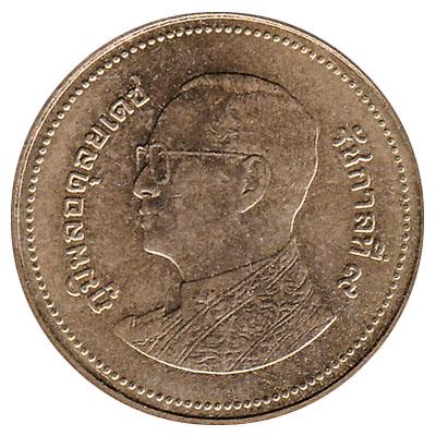 2 Thai Baht coin (gold coloured)