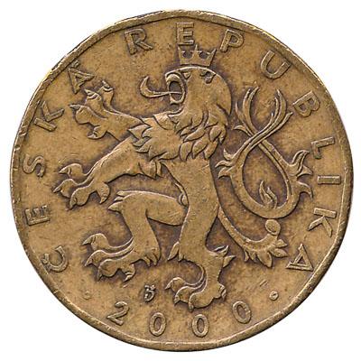 20 Czech Koruna coin (commemorative)