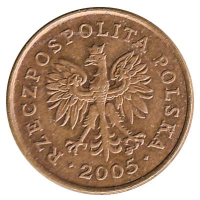 5 Groschen coin Poland