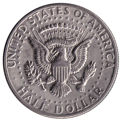 50 Cents coin United States (John F. Kennedy)