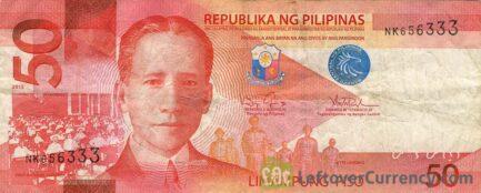 50 Philippine Peso banknote (2010 series)