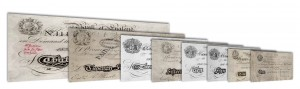 Withdrawn Bank of England white notes accepted for exchange