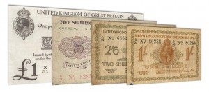 Withdrawn HM Treasury banknotes accepted for exchange