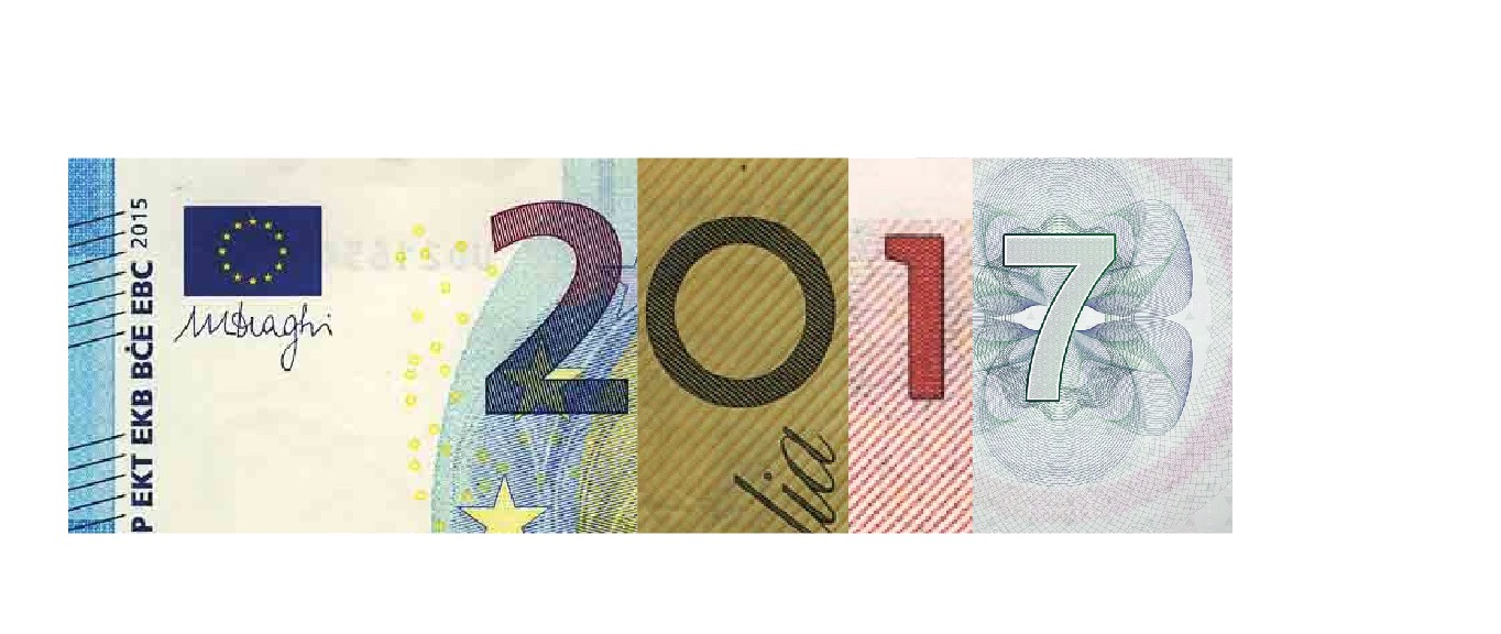 2017 currency predictions