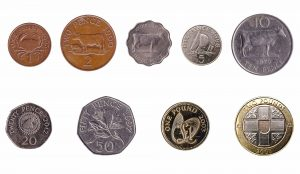 Guernsey Pound coins accepted for exchange