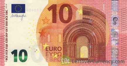 10 Euros banknote (Second series)