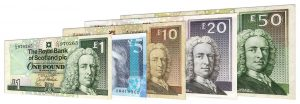 current Royal Bank of Scotland banknotes accepted for exchange
