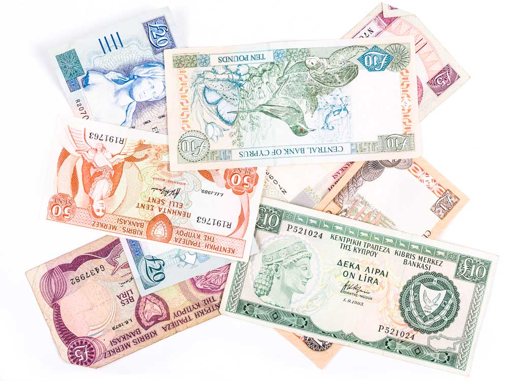 Cypriot Pounds