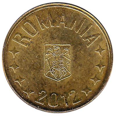 1 Ban coin Romania