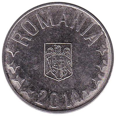 10 Bani coin Romania