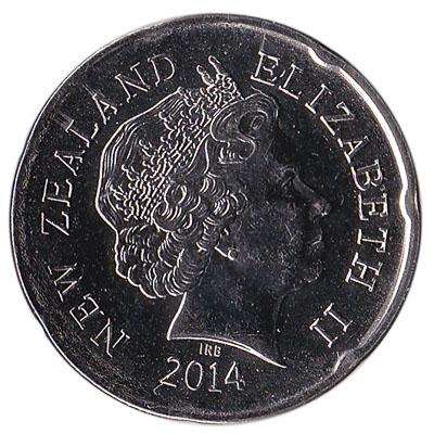 20 Cent Coin New Zealand Exchange