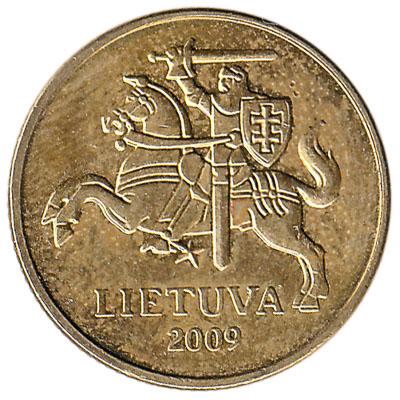 20 Centu coin Lithuania