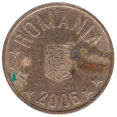 50 Bani coin Romania