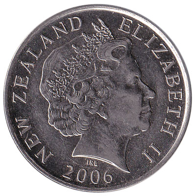 50 cent coin New Zealand