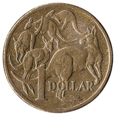 Australian 1 dollar coin - Exchange yours for cash today