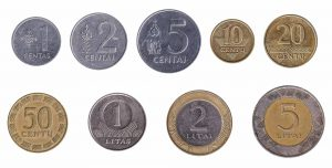 Lithuanian litas coins accepted for exchange