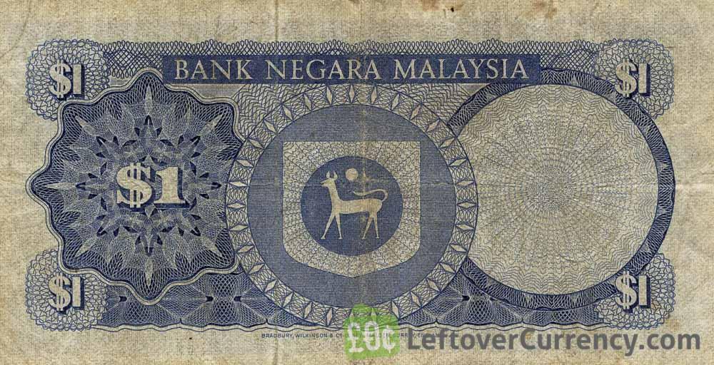 1 Malaysian Ringgit (1st series)