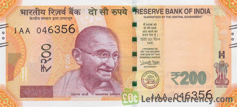 how to change dollar to indian rupee