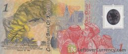 1 Dinar Kuwait commemorative banknote (1993 Liberation 2nd Anniversary)