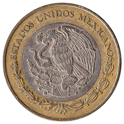 10 Mexican Pesos Coin Exchange Yours