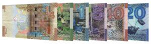 current Kuwaiti Dinar banknotes