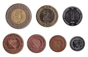 Bosnia and Herzegovina current coins