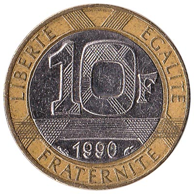 France 10 Franc Coin Exchange Yours For Cash Today